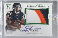 Jeremy Langford [Buy Back] #/36