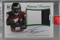 Tevin Coleman [Uncirculated] #/26