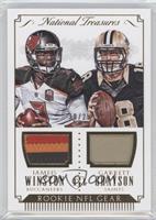 Garrett Grayson, Jameis Winston /25