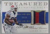 LeSean McCoy [Noted] #/25