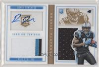 Rookies Booklet - Devin Funchess #/99