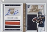 Rookies Booklet - Kevin White /99
