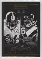 Jerome Bettis, Rod Woodson /199