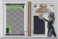 Rookies Booklet - Tyler Lockett #15/25