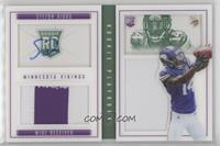 Rookies Booklet - Stefon Diggs /25