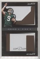 Rookies Booklet - Bryce Petty [EXtoNM] #/10