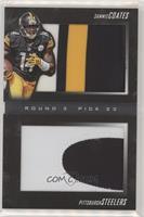 Rookies Booklet - Sammie Coates #/10