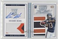 Rookies Booklet - Kevin White /49