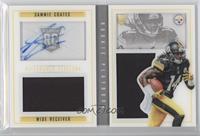 Rookies Booklet - Sammie Coates #/199