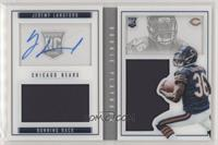Rookies Booklet - Jeremy Langford #/199