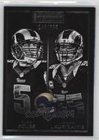 James Laurinaitis, Nick Foles /299