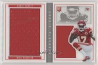 Rookie Booklet Silver - Chris Conley #/199