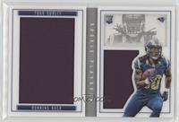 Rookie Booklet Silver - Todd Gurley #7/199