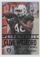 Clive Walford /10