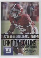 Landon Collins #/10