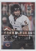 Shane Carden #/10