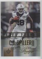 C.J. Spiller #/50