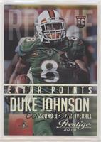 Duke Johnson [Noted] #/25
