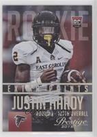 Justin Hardy #/25