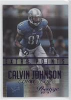 Calvin Johnson #/100