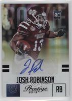 Josh Robinson #/10