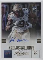 Karlos Williams /50