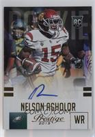 Nelson Agholor [Noted] #/50