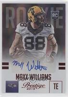 Maxx Williams