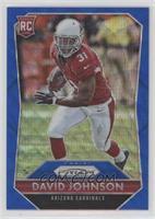 Rookies - David Johnson #40/150