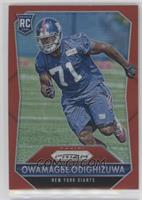 Rookies - Owamagbe Odighizuwa