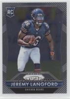Rookies - Jeremy Langford