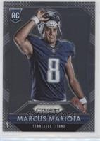 Rookies - Marcus Mariota (Posed, Removing Helmet)