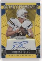 Philip Rivers [Good to VG‑EX] #/10