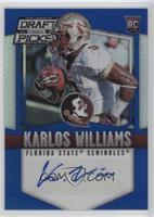 Karlos Williams /75