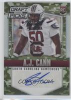A.J. Cann /199