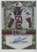 A.J. Cann #/199