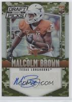 Malcolm Brown /10