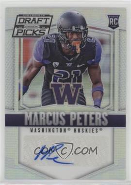2015 Panini Prizm Collegiate Draft Picks - [Base] - Prizms Autographs [Autographed] #219 - Marcus Peters