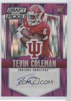 Tevin Coleman #/99
