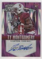 Ty Montgomery #/99