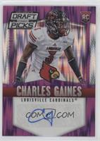 Charles Gaines #/99