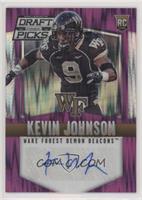 Kevin Johnson #/99