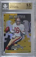 Joe Montana [BGS 9.5 GEM MINT] #/1