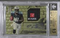 Rookie Patch Autographs - Dorial Green-Beckham [BGS 9.5 GEM MINT…