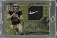 Rookie Patch Autographs - Garrett Grayson #/1