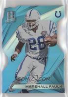 Marshall Faulk (Colts) #/35