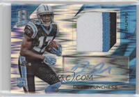 Rookie Patch Autographs - Devin Funchess #/50