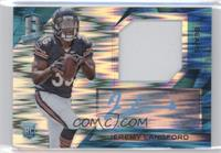 Rookie Patch Autographs - Jeremy Langford #/50