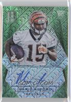 Rookie Autographs - Mario Alford /25