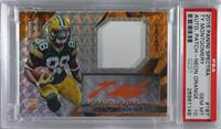 Rookie Patch Autographs - Ty Montgomery [PSA 10 GEM MT] #/3